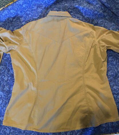 BackBrown Carhartt Womens Shirt XL