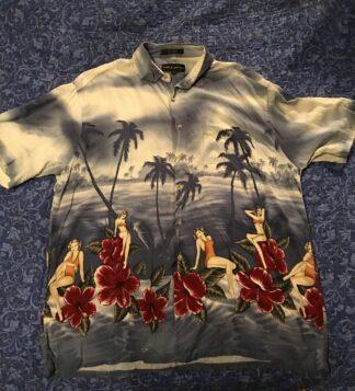 Croft & Barrrow Hawaiian Shirt