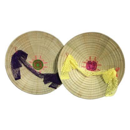 Traditional Vietnamese Hat Non La Choice of Color
