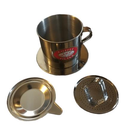 Vietnamese Coffee Filter Phin Three Piece