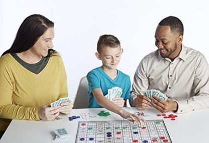 Sequence Board Game Playing