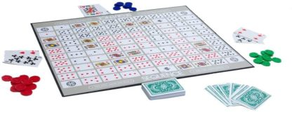 Sequence Board Game Contents Play
