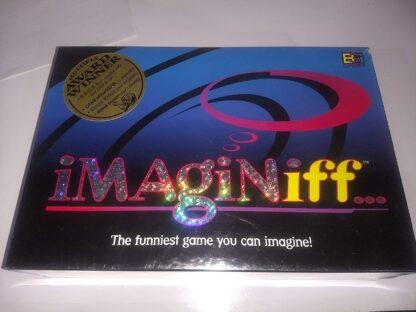iMagine iff.. Board Game