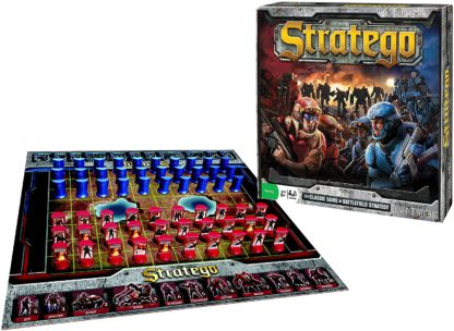 Stratego -sci-fi edition gameboard