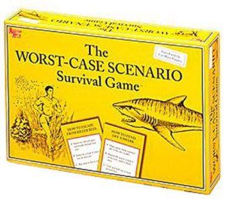 The Worst Case Scenario Game