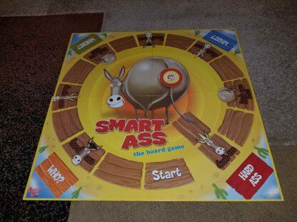 Smart Ass Playing Board