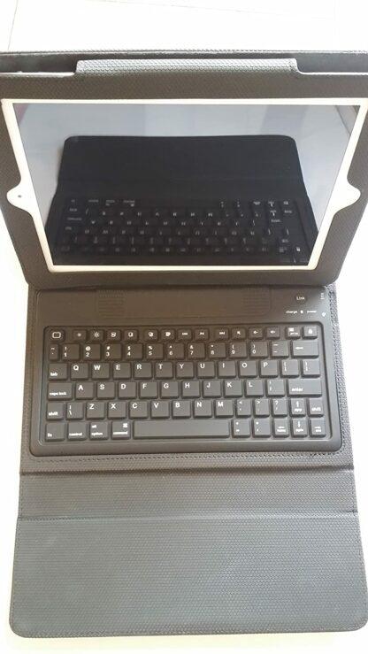 Black Tablet Case Keyboard