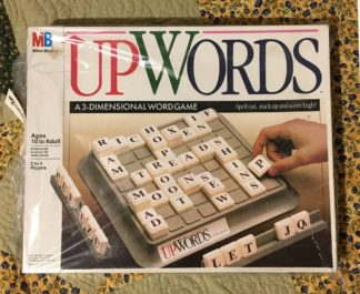 upwords board game box front