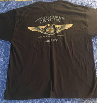Harley Davidson Cancun Pocket t-shirt