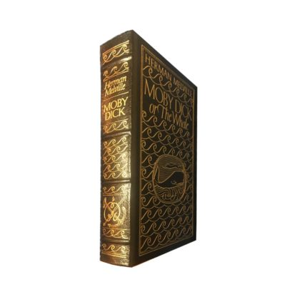 Moby Dick or The Whale Leather Bound