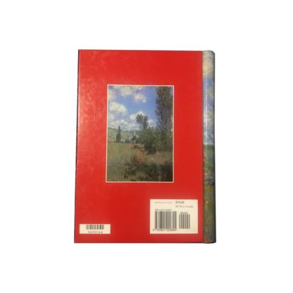 Monet Phone Book Back Cover