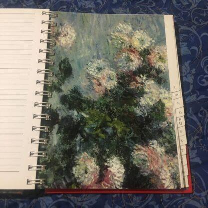 Monet Address Book