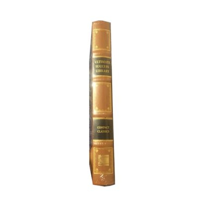 Ultimate Success Library Spine, Leather Bound