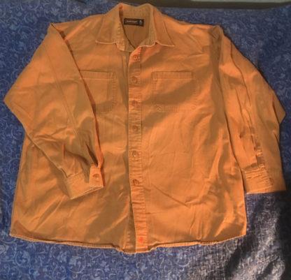Jesse James Industrial Workwear Long Sleeve Shirt
