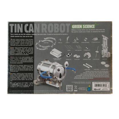 Tin Can Robot Science Kit Back