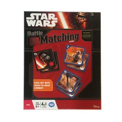 Star Wars Matching Game