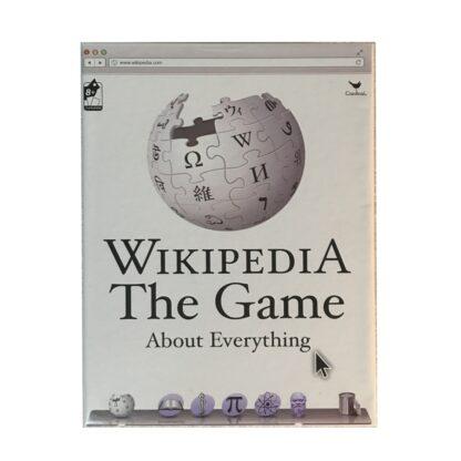 Wikipedia The Game Board Game