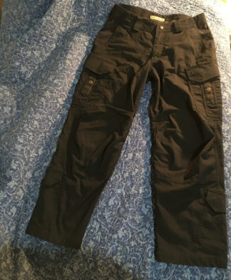 5.11 tactical cargo pants front