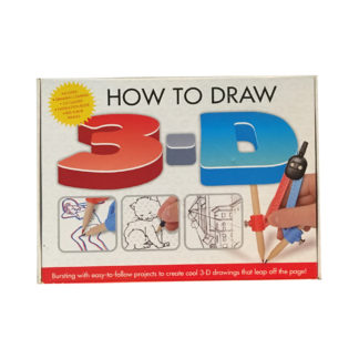 How to Draw 3D Art Kit