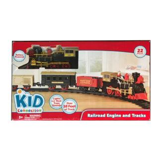 Kid Connection 22 piece train set