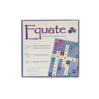 Equate The Equation Game