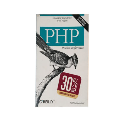 PHP Pocket Reference Book