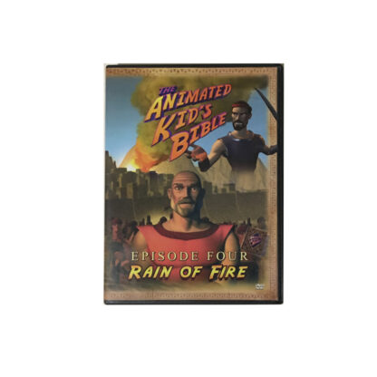 Animated Kid's Bible: Episode Four Rain of Fire