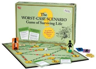 The Worst Case Scenario Game of Surviving Life