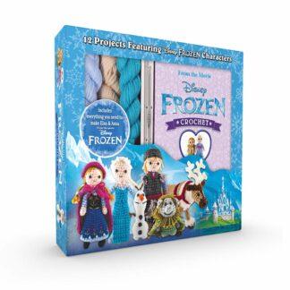 Disney's Frozen Crochet Kit